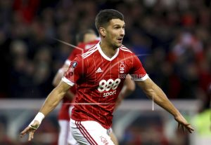 Lichaj still hopes for dog despite missing out on hat trick
