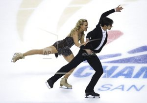 Hubbell, Donohue pull off ice dancing upset over Shibutanis