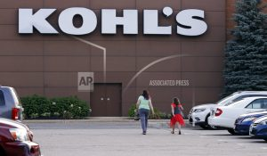 Kohl's joins holiday party, dept stores show staying power