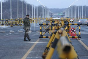 2 Koreas say they seek breakthrough at rare border talks