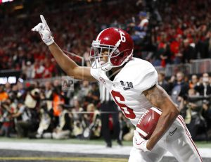 'Bama-Georgia draws 2nd-largest CFP championship TV audience