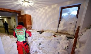 Avalanches, heavy snowfall wreak havoc in northern Italy