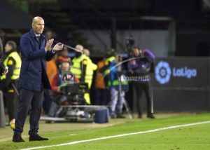 Zidane says it's not as bad as it looks for Real Madrid