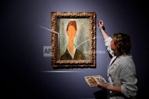 Italy: Modigliani art exhibit found to be full of fakes