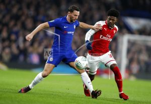 Arsenal, Chelsea in sterile stalemate in League Cup semis