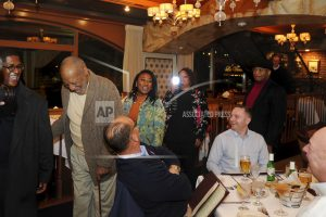 Cosby references #MeToo movement after meal in Philadelphia