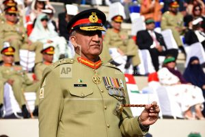 Pakistan army chief: US general called, offered assurances