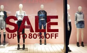 Holiday gift for retailers; sales up a solid 0.4 percent