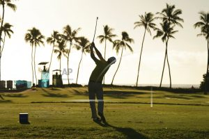 Harman extends good play in Hawaii and takes Sony Open lead