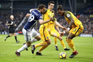 FA to look into alleged remark by West Brom's Jay Rodriguez