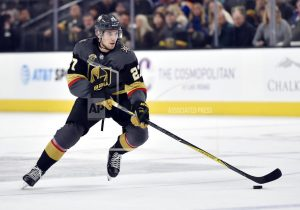 Golden Knights hope to sustain momentum in second half