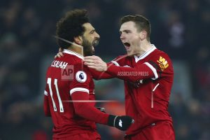 City's unbeaten run in EPL ends with 4-3 loss at Liverpool