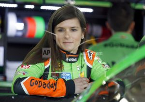 Danica Patrick finds love away from track with Aaron Rodgers