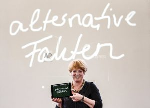 German linguists: 'Alternative facts' the non-word of 2017