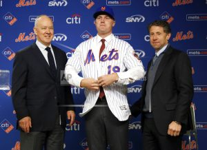 Slow market changed Bruce's outlook before return to Mets