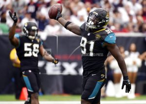 Jaguars' Ngakoue trying to turn heads on AFC's biggest stage