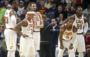 Chillin': LeBron, Cavs trying to thaw from mid-season freeze