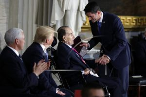 Bob Dole receives Congressional Gold Medal, Trump to speak