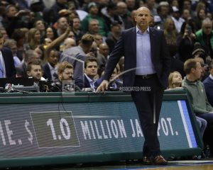 Milwaukee Bucks fire coach Jason Kidd