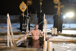 Russian Orthodox bishop assails Putin, won't vote for him