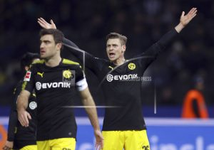Dortmund held again after dropping Aubameyang for 2nd game