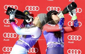 Cortina downhill win puts Vonn on track for Olympics