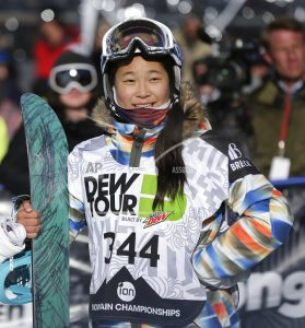 Clark, Kim and changing of guard in Olympic halfpipe