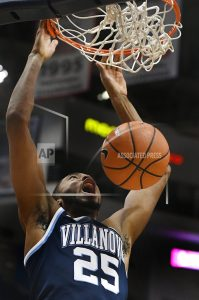 Top-ranked Villanova routs former Big East rival UConn 81-61