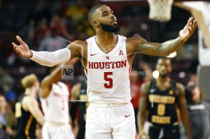 No. 7 Wichita St loses 2nd straight, falls to Houston 73-59