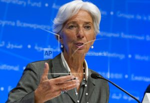 IMF hikes outlook for global growth for 2017 to 3.7 percent