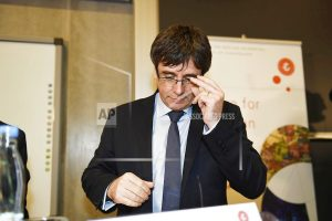 Faeroes lawmaker: Listen to Puigdemont in Catalan crisis