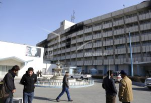 Afghan official: Death toll from Kabul attack rises to 22