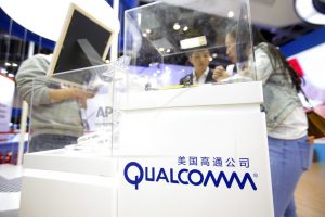 EU fines Qualcomm for paying Apple to use its microchips