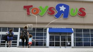 Toys R Us, hobbled by competition, will shutter some stores