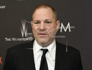 Suit: Assistant forced to take dictation from nude Weinstein