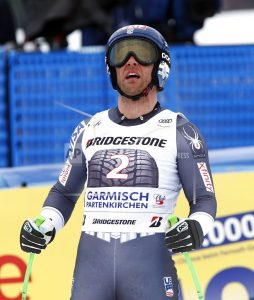 Nyman crashes in downhill practice, pulls out of race