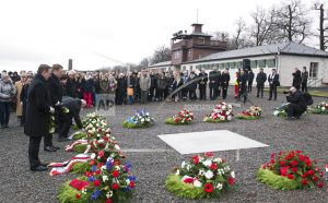 World remembers Holocaust amid signs of rising hatred
