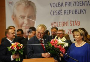 Pro-Russia incumbent wins Czech presidential election
