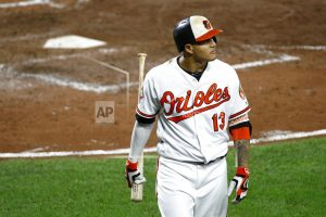 Machado to move from 3B to SS for Orioles, Showalter says