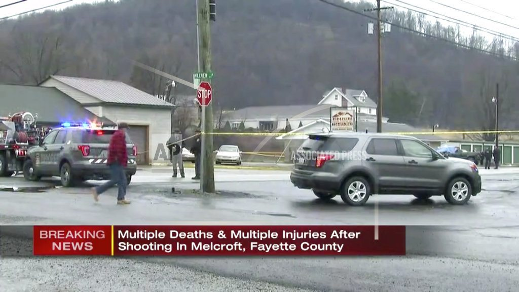 5 killed in shooting at Pennsylvania car wash