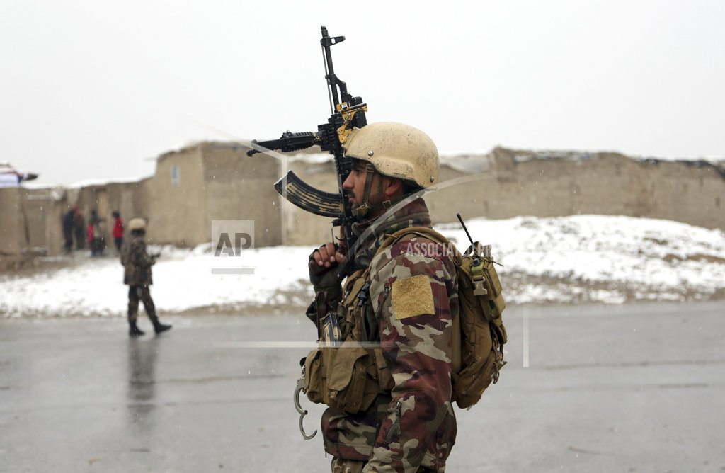 IS attack on military academy in Afghan capital kills 11