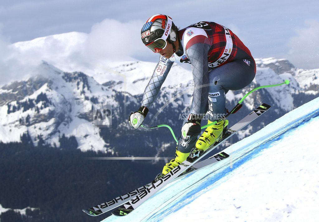 US downhiller Steven Nyman to miss Olympics with knee injury