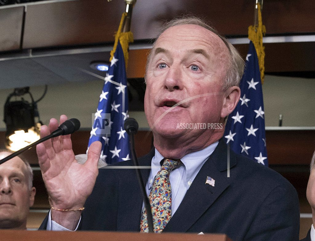 Powerful GOP Appropriations chair Frelinghuysen to retire
