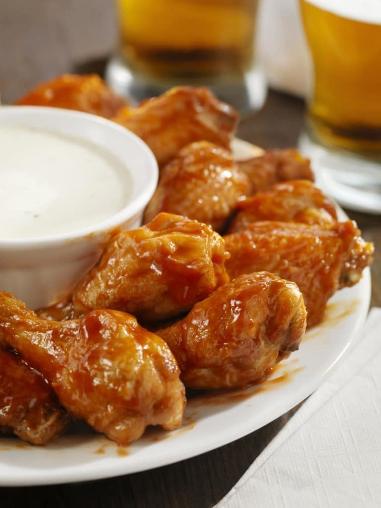 Americans to Eat 1.35 Billion Chicken Wings for Super Bowl