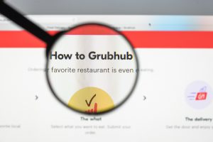 Grubhub's Second Annual Year in Delivery Uncovers Food Delivery Trends