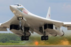 Russian bombers approaching UK airspace intercepted by UK fighter