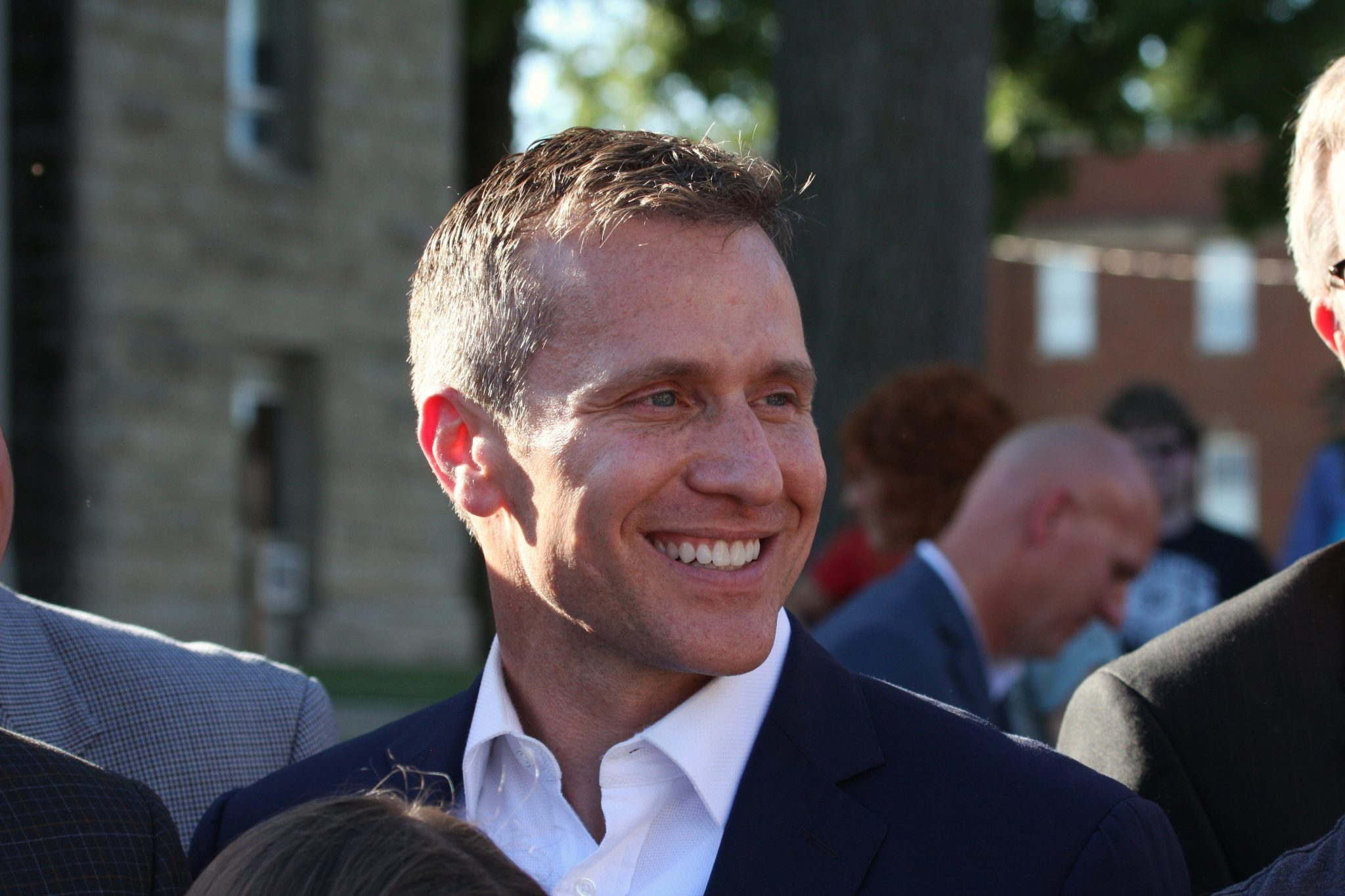 Missouri Governor Greitens Promotes Tax Relief for Working Families on State Tour