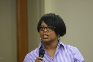 Missouri Senator Jamilah Nasheed Presents Boarding Bill to Public Safety Committee