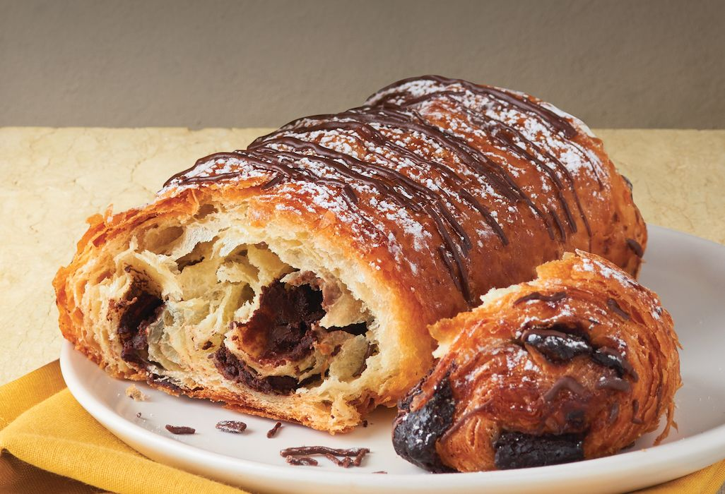 No Dough Needed For National Croissant Day At Au Bon Pain