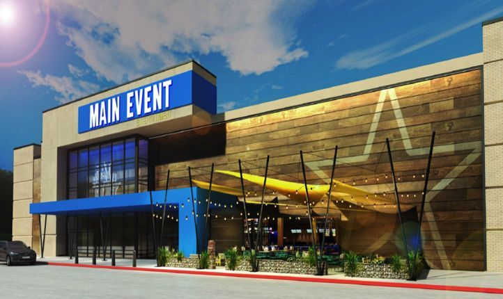 Play All Day For $7 At Main Event Entertainment